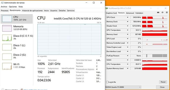 CPU%20%20GPU%20mientras%20se%20edita%20un%20video