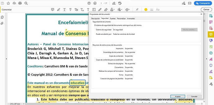 problema pdfs_1. Ej. de documento antes editable, actualm no lo es (2)