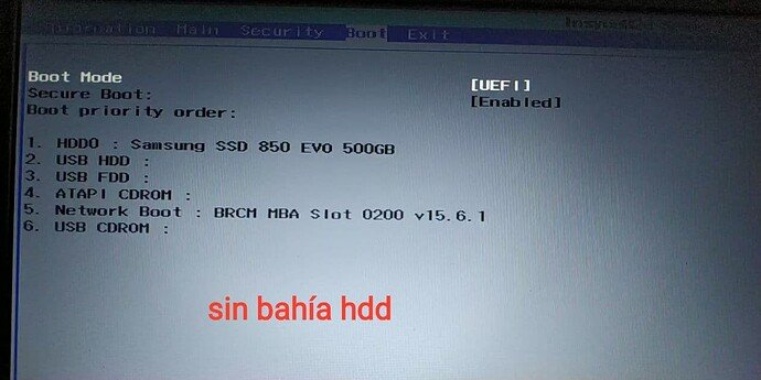 Bios sin bahía dvd (3)