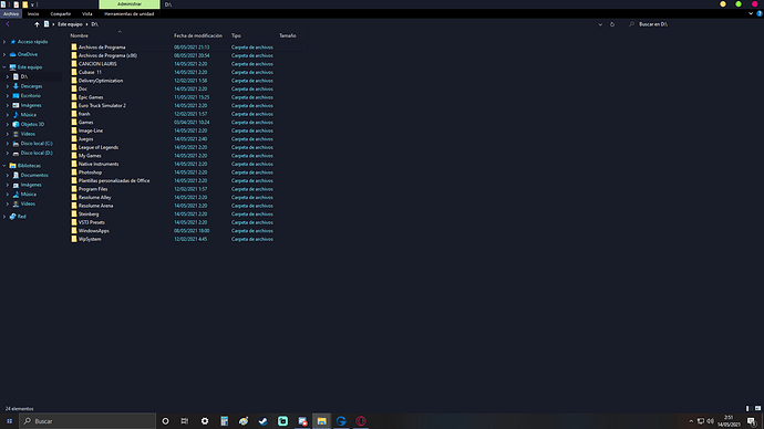 Documentos Windows10