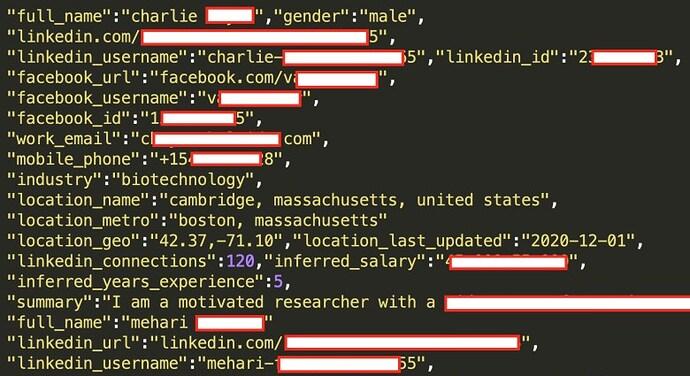 Hackers publican datos de usuarios de LinkedIn en foros de piratería