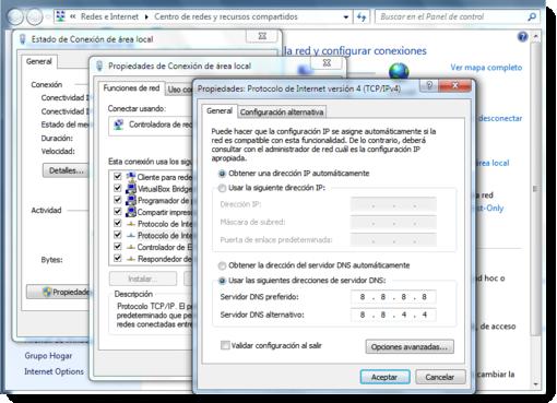 Cambiar-DNSs-Windows