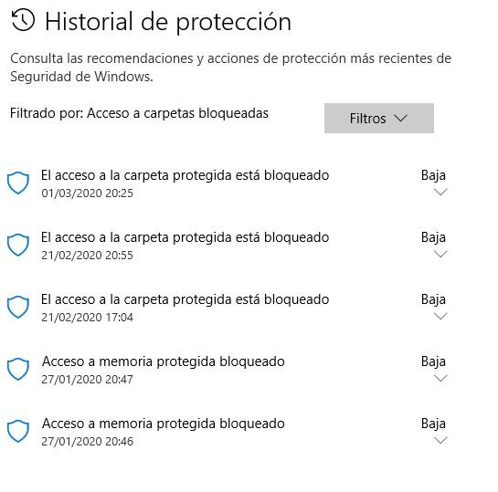 Antivirus Windows-Importar marcadores Firefox