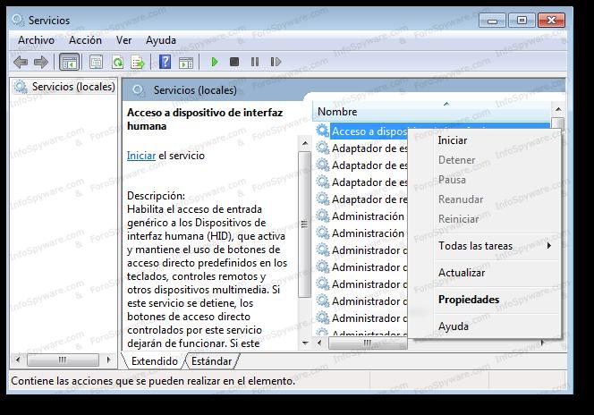 Los Servicios De Windows 7 Guías Manuales Tutoriales Y